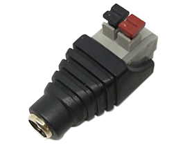 Connector for power to strip 1