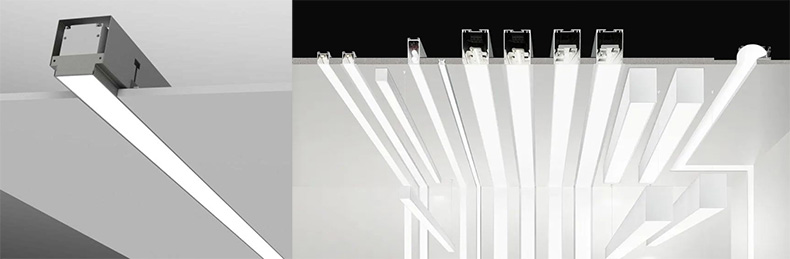 LED linear lighting manufacturers